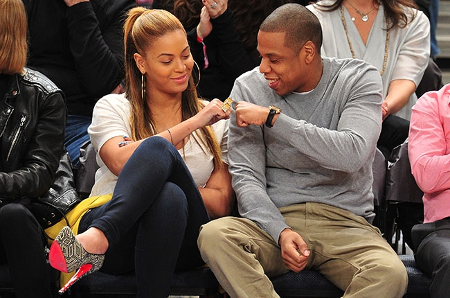 Jay Z and Beyonce – Hollywood's Other Side of TheGame