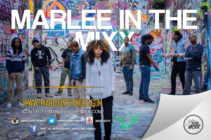 Marlee In The Mixx – Mashing-Up Genres In Your Mic
