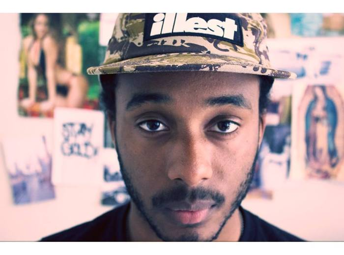 Caleborate – A Jamming Spam – Young and Talented BlackRapper