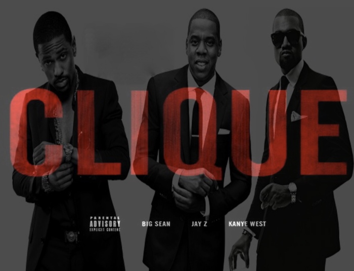 "Marcus Drumming Poet Analyses Kanye West & Friends' ""CLIQUE'"