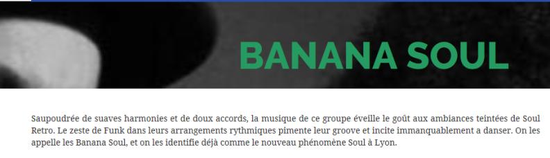 banana soul jazz a vienne
