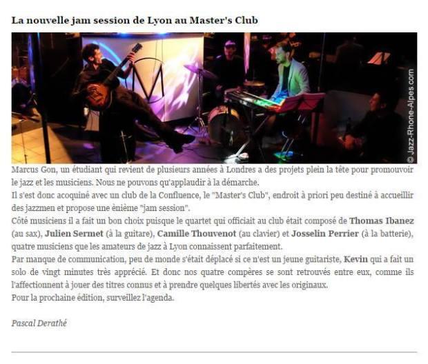 Jazz Rhône-Alpes