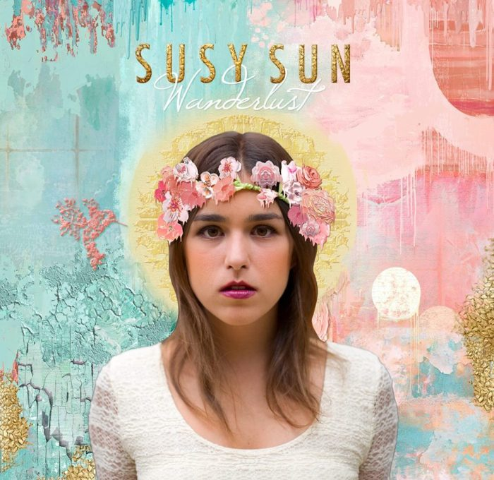 Susy Sun: Breaking Light Rising From The Sky