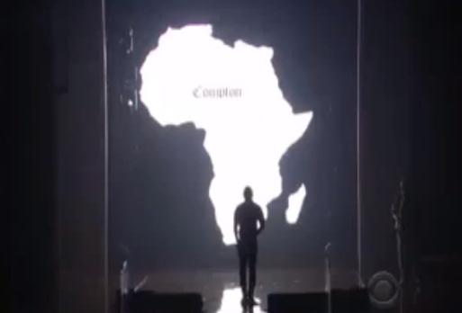 kendrick compton africa