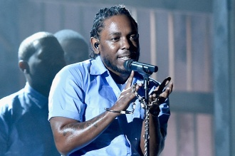 Kendrick Lamar Grammy 2016 Performance