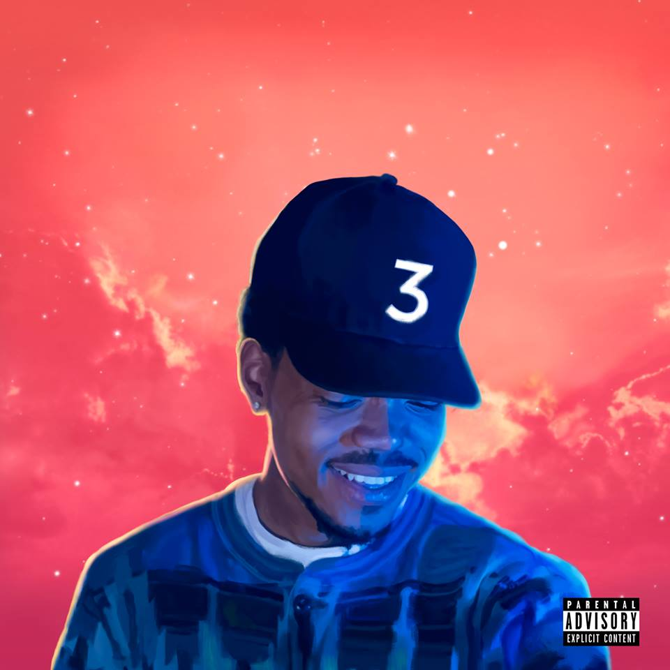 Chance The Rapper: Coloring Book – The Best Lyrics – Sounds ...
