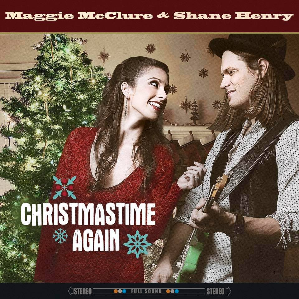 Maggie McClure & Shane Henry – Countdown For Christmas – Sounds So ...