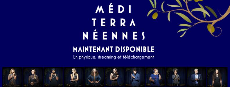 Méditerranéennes album collectif