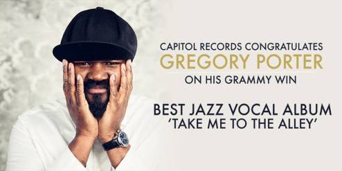 gregory porter grammy