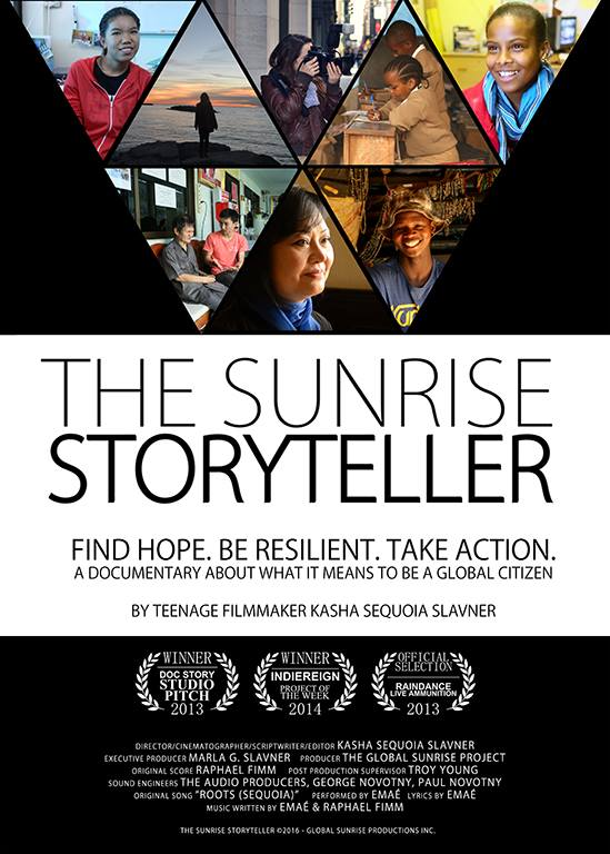 sunrise storyteller