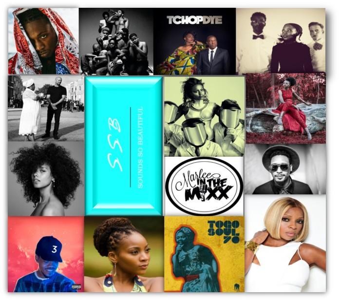 Beautiful Playlist – Black Music Month2017