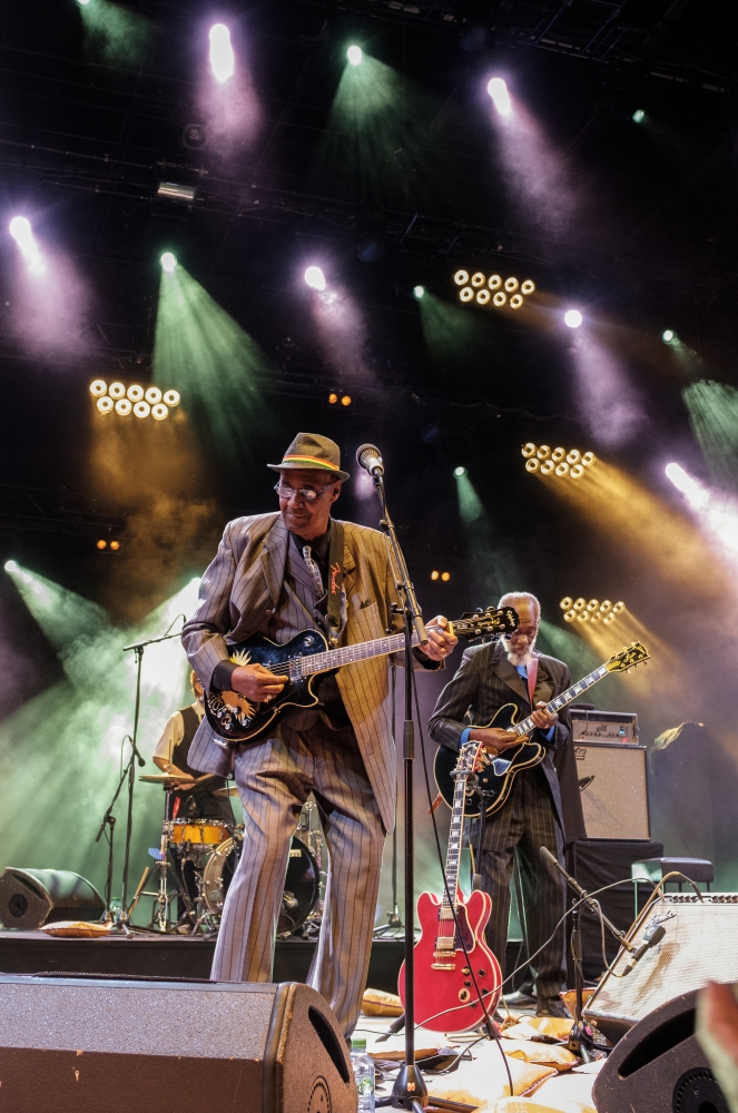 Nuits De Fourvière 2017 – Nuit Blues : Music Maker Blues Revue (Live Report)