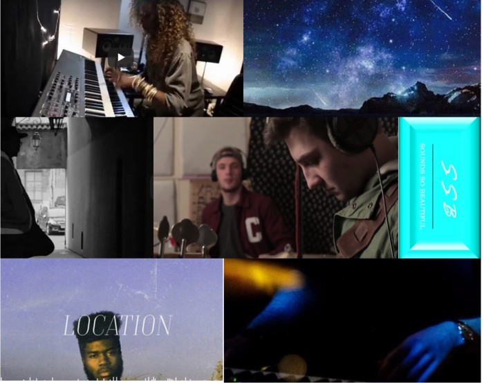 Beautiful Playlist – Fresh And Clean  Producers AndBeat-Makers