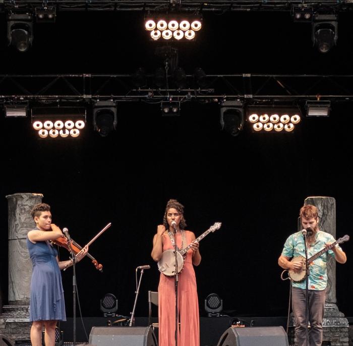 Nuits de Fourvière 2017 –  Nuit Blues : Leyla McCalla Trio (LiveReport)