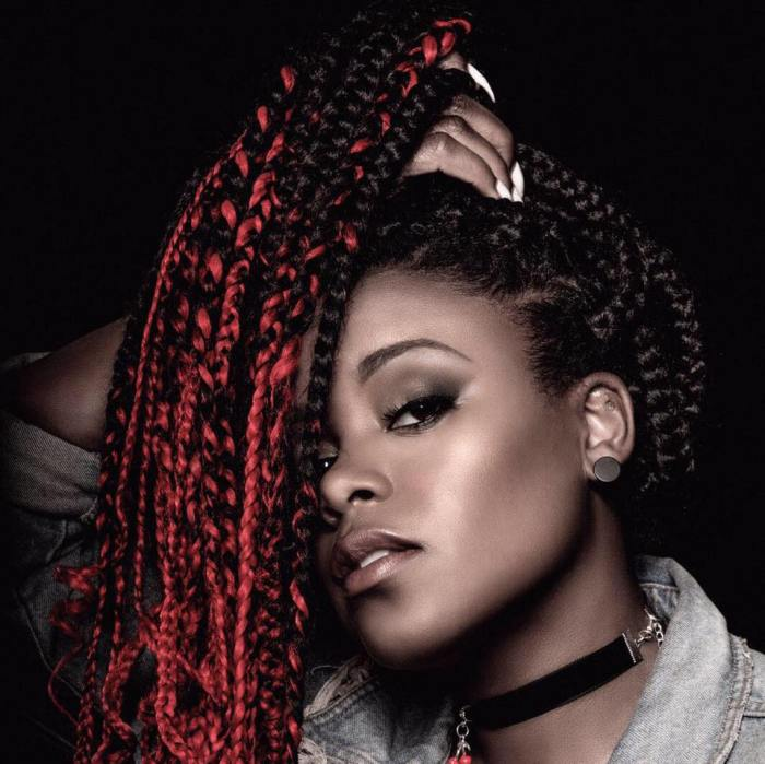 Cherri V – Unapologetic Brown Skinned Singer-Songwriter