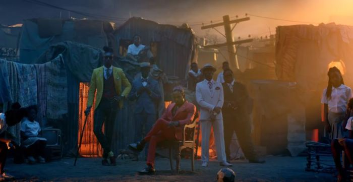 Kendrick Lamar, SZA – All The Stars (Meaning), Highlight of The AfricanCivilization