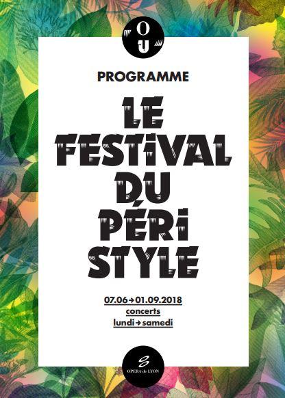 Opéra de Lyon – Le Festival Du Péristyle Connaît Un Renouveau Avec L'OpéraUnderground