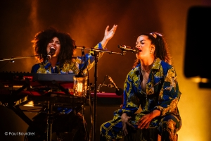 jumelles ibeyi live Sounds So Beautiful
