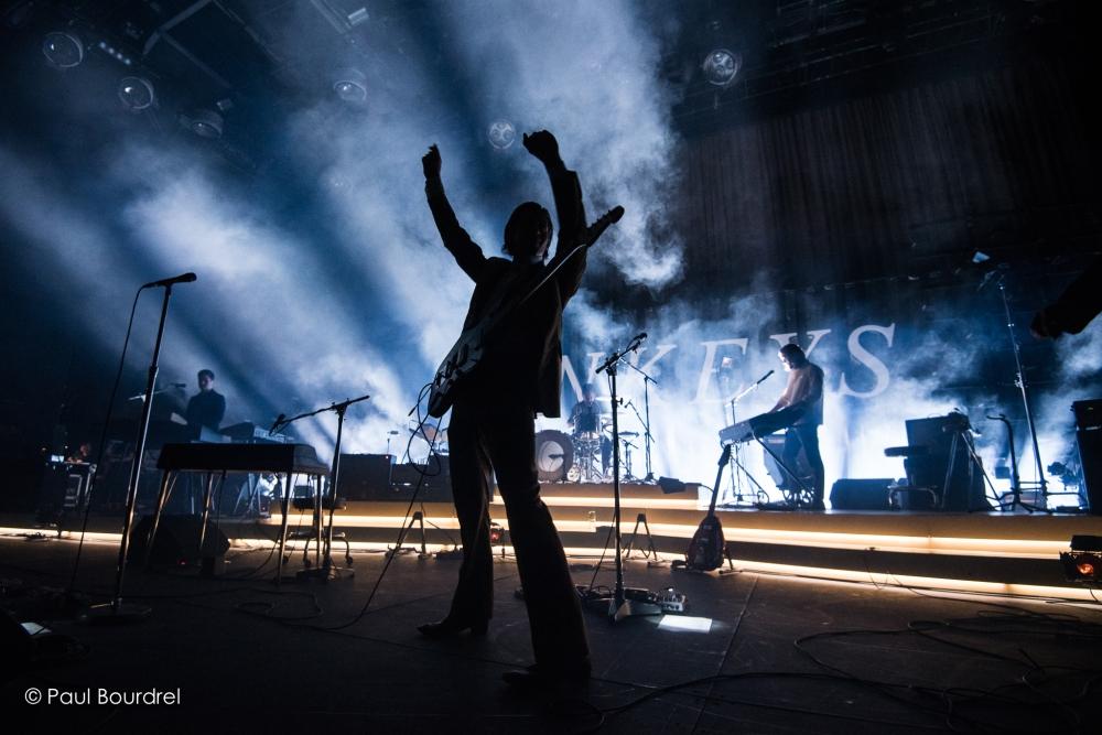 arctic monkeys live 2018 new album sounds so beautiful