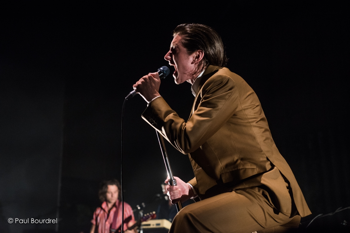 Nuits de Fourvière - Arctic Monkeys - Live Report