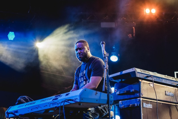 robert glasper ; R+R=NOW ; sounds so beautiful ; jazz a vienne