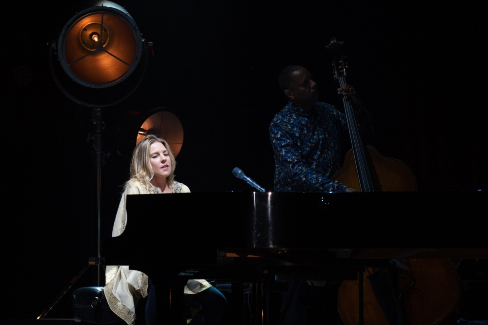 Diana Krall trio live jazz a vienne sounds so beautiful