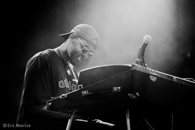 kokoroko keyboardist sounds so beautiful