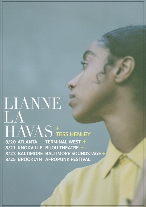 Lianne La Havas Tess Henley