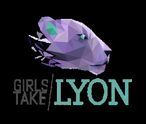 girls take lyon logo