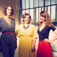 The Glossy Sisters - Le Trio Vocal Propose Un Nouvel Arrangement Époustouflant